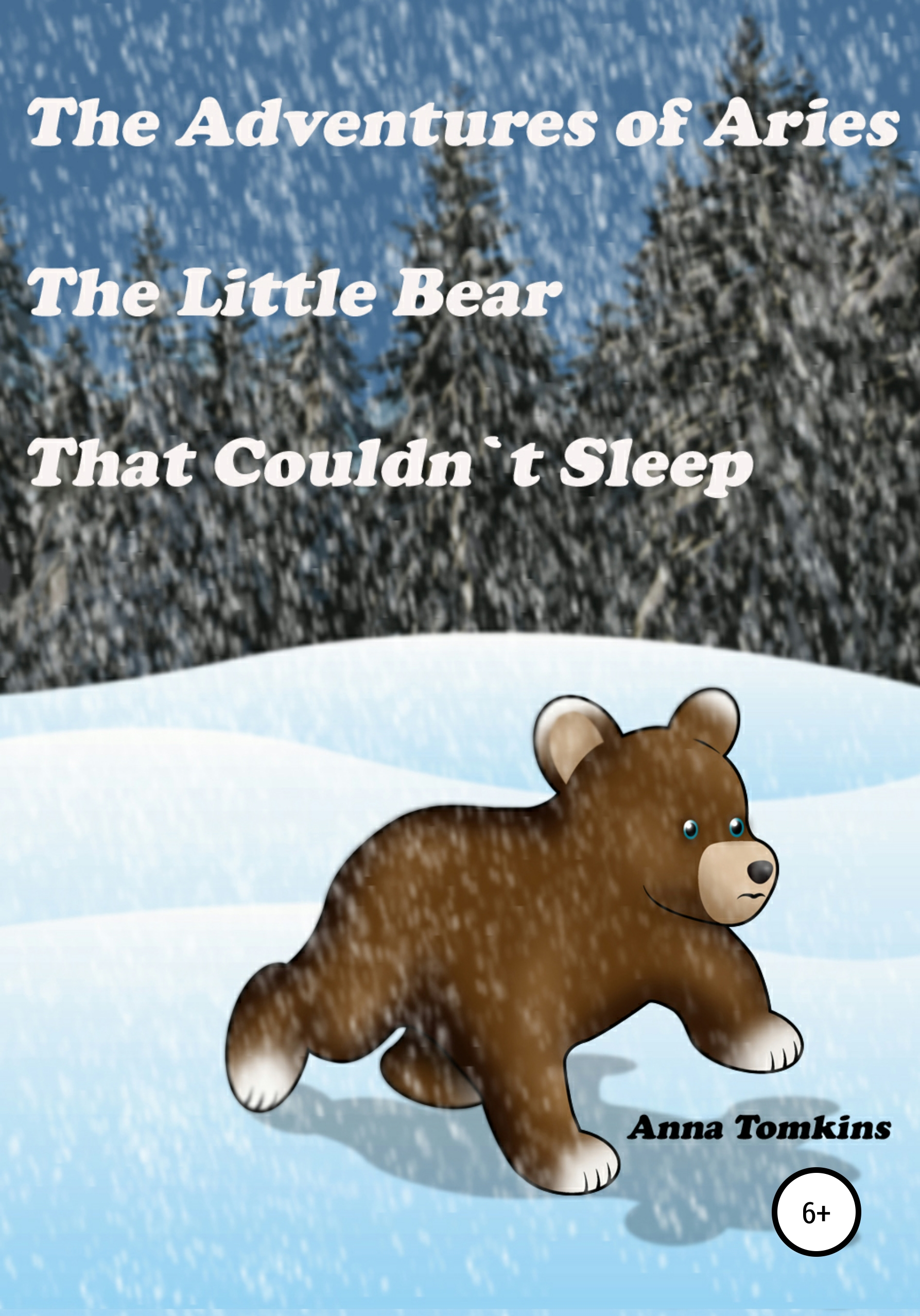 The Adventures of Aries, The Little Bear That Couldn`t Sleep