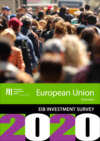 EIB Group Survey on  Investment and Investment Finance 2020: EU overview