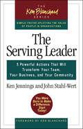 Serving leaders