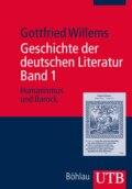 Geschichte der deutschen Literatur. Band 1