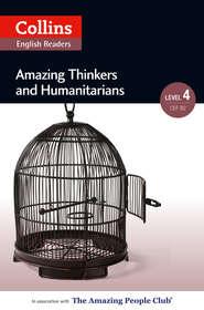Amazing Thinkers & Humanitarians: B2