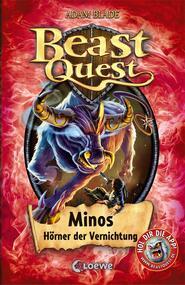 Beast Quest 50 – Minos, Hörner der Vernichtung