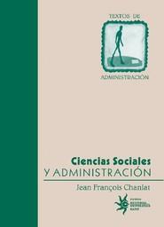 Ciencias sociales y administración