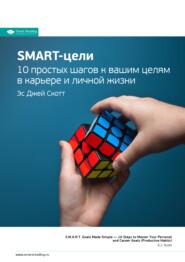 Ключевые идеи книги: SMART-цели. 10 простых шагов к вашим целям в карьере и личной жизни. Эс Джей Скотт