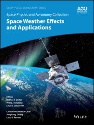 Space Physics and Aeronomy, Space Weather Effects and Applications