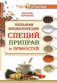 Большая энциклопедия специй, приправ и пряностей