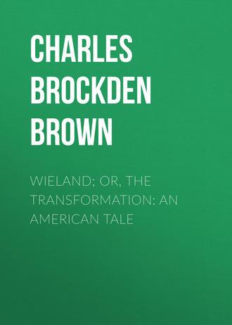 Charles Brockden Brown, Wieland