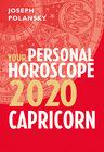 Capricorn 2020: Your Personal Horoscope