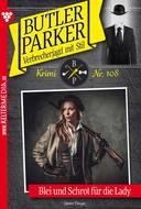 Butler Parker 108 – Kriminalroman