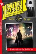 Butler Parker 156 – Kriminalroman