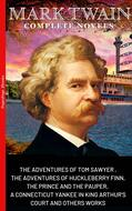 Mark Twain. The Complete Novels