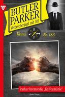 Butler Parker 183 – Kriminalroman