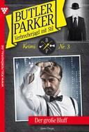 Butler Parker 3 – Kriminalroman