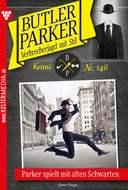 Butler Parker 146 – Kriminalroman