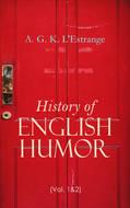 History of English Humor (Vol. 1&2)