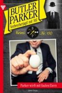 Butler Parker 190 – Kriminalroman
