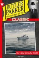Butler Parker Classic 47 – Kriminalroman