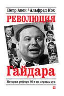 Революция Гайдара. История реформ 90-х из первых рук
