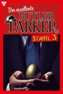 Der exzellente Butler Parker Staffel 3 – Kriminalroman