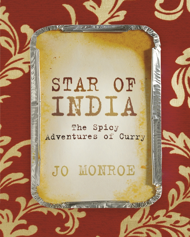 Star of India. The Spicy Adventures of Curry