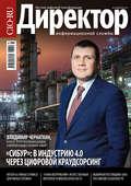 Директор информационной службы №10\/2017
