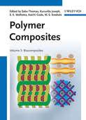 Polymer Composites, Biocomposites