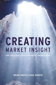Creating Market Insight
