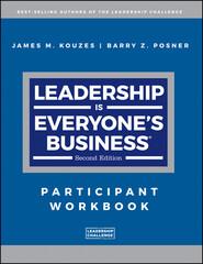 Leadership is Everyone\'s Business