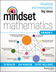 Mindset Mathematics: Visualizing and Investigating Big Ideas, Grade 1