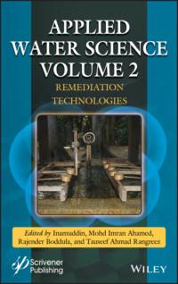 Applied Water Science, Volume 2