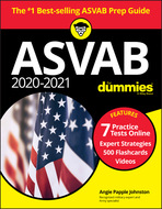 2020 \/ 2021 ASVAB For Dummies with Online Practice